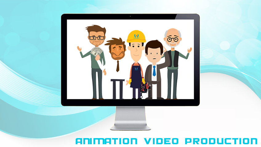 Animation Video Production